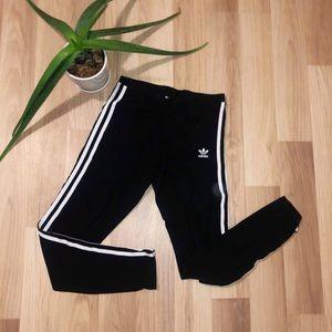 Adidas mid rise leggings